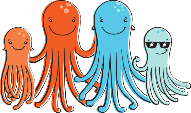 Octopus-Family